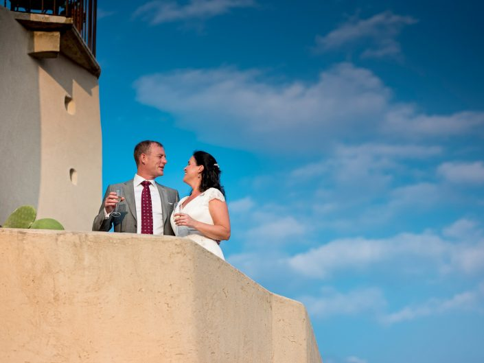 Martina+Colman<br><i>Wedding in Forza d'Agrò</i>