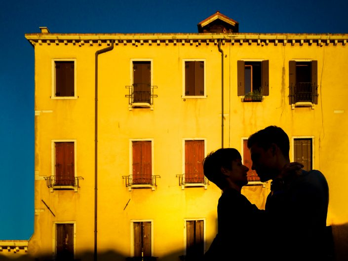 Carlotta+Marco<br><i>Engagement in Venice</i>